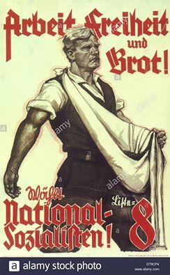 1.máj Svátek práce se slavil i v nacistickém Německu